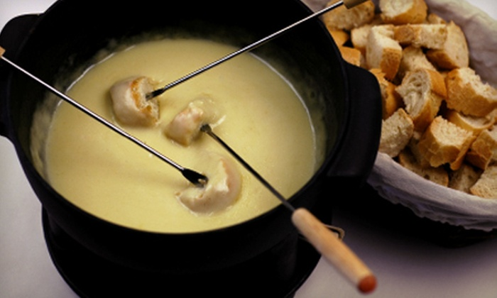 Pub One - Brooklyn Heights: Fondue and Drinks for Three or Six People at Pub One in Brooklyn