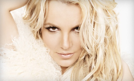 Live Nation: Britney Spears with DJ Pauly D at the RBC Center on Wed., Aug. 24 at 7:30PM: Sections 332-334 - Britney Spears and DJ Pauly D in Raleigh