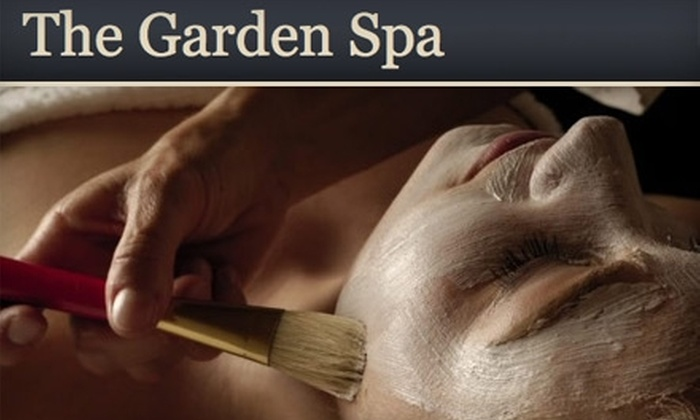 The Garden Spa - North Dallas:  $15 for $35 Worth of Waxing Services or $39 for a Choice of Microdermabrasion, Organic Facial, or Chemical Peel (Up to $85 Value) at The Garden Spa