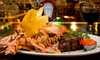 Up to 56% Off Surf 'n' Turf at Catch of the Day