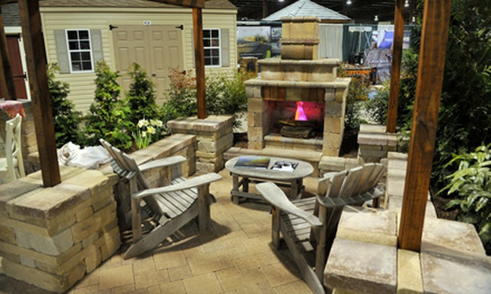 Maryland Home and Garden Show - Lutherville - Timonium: Outing for Two or Four to the Maryland Home & Garden Show in Timonium