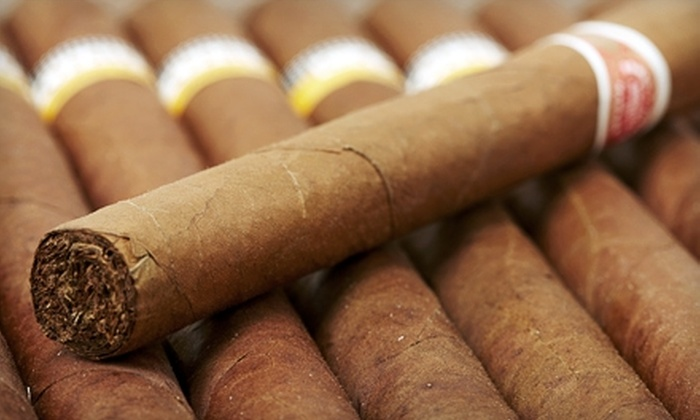 Blue Smoke of Dallas - Dallas: $65 for a Three-Month Membership to the Cigar Connoisseur Club at Blue Smoke of Dallas ($150 Value)