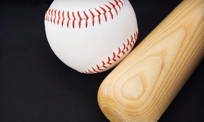 Grip n Rip - Huntsville: Seven or 15 Batting-Cage Tokens at Grip n Rip