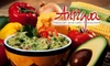 Antigua Mexican And Latin Restaurant - West Allis: $15 for $35 Worth of Authentic Latin Cuisine at Antigua Mexican and Latin Restaurant