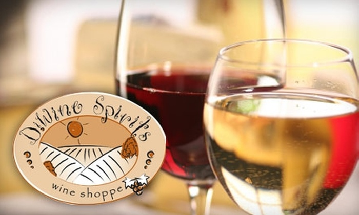 DiWine Spirits - Pikesville: $10 for $20 Worth of Wine at DiWine Spirits