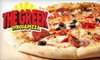 The Greek Gyros and Pizza - Downtown: $10 for $25 Worth of Gyros, Pizza, and More at The Greek Gyros and Pizza