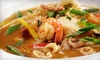 PaPaYa Thai Restaurant - Multiple Locations: $12 for $24 Worth of Thai Fare and Drinks at PaPaYa Thai Restaurant