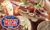 Jersey Mikes Subs Charleston - Multiple Locations: $5 for $10 Worth of Sandwiches and More at Jersey Mike's Subs