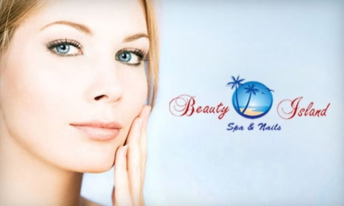 Beauty Island Spa & Nails - Rochester: $99 for $1,000 Worth of IPL Laser Hair-Removal Treatments at Beauty Island Spa & Nails