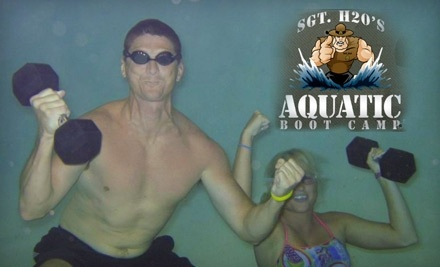Aquatic Boot Camp: 13900 N Central Expy. in Dallas - Aquatic Boot Camp in Dallas