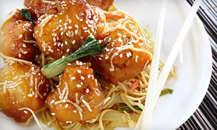 Waterfront Beach Bar and Grill - Regina Beach: $15 for a Valentine's Day Chinese Buffet for Two at Waterfront Beach Bar and Grill in Regina Beach ($31.98 Value)