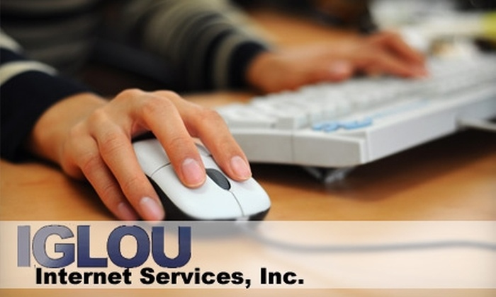 IgLou Internet Services - Newburg: $39 for One Drop-Off Computer Repair Service from IgLou Internet Services ($79 Value)