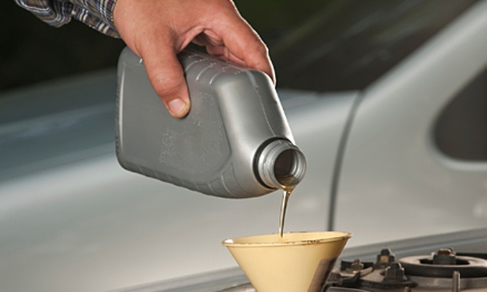 eOilchange.com - Multiple Locations: $30 for Three Oil Changes from eOilChange.com ($88.50 Value)