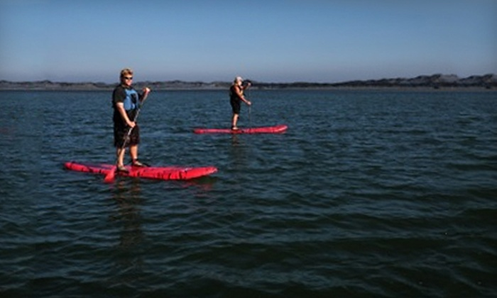 Kayak Amelia - Northside: $25 for a Two-Hour Standup-Paddleboard Lesson at Kayak Amelia ($50 Value)