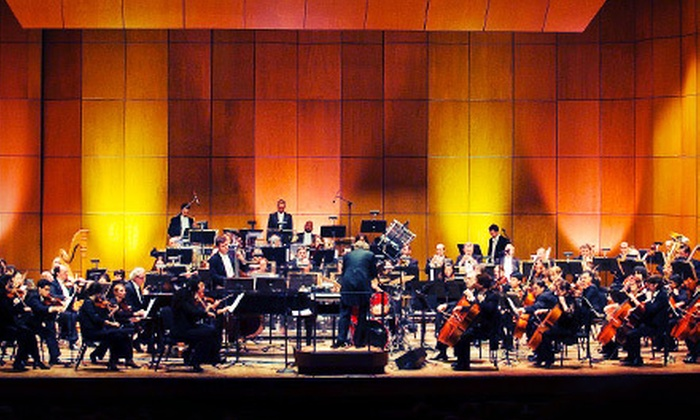 "Baton Rouge Symphony Orchestra ""Home for the Holidays"" Concert - Baton Rouge River Center Theatre: Baton Rouge Symphony Orchestra's ""Home for the Holidays"" at Baton Rouge River Center on December 2 (Up to 52% Off)"