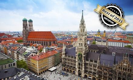 """2-stündiger Feierabend-Stadtrundgang """"München für Münchner"""" für Zwei, Vier oder Sechs mit Radius Tours ab 12 €"""