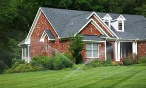 Busy Bee Lawn Care & Sprinkler Repair: $44 for a Sprinkler-System Tune-Up from Busy Bee Lawn Care & Sprinkler Repair ($80 Value)