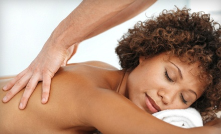 $29 for a One-Hour Massage with Health Screening at HealthSource Chiropractic and Progressive Rehab ($79 Value)
