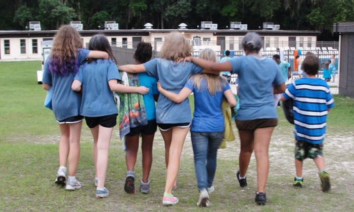 YMCA Camp McConnell - Micanopy: Overnight Summer Camp at YMCA Camp McConnell (Up to 26% Off). Six Sessions Available.