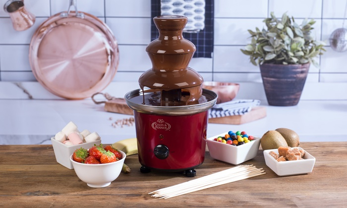Giles And Posner Ek1525 Electric Chocolate Fountain