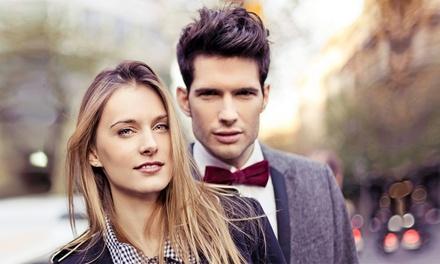 Haarschnitt für Damen oder Herren, optional mit 20 Strähnchen, bei Coiffeur de Luxe ab 14,90 € (bis zu 70% sparen*)
