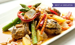 Thai Dinner For Two Or Four At Stang Of Siam (up To 46% Off)