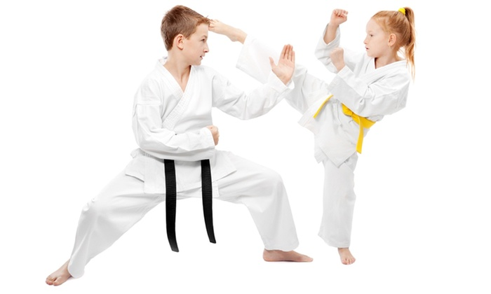 Ken DuBose Taekwondo - San Joaquin Hills: $39 for One Month of Tae Kwon Do Classes with Uniform at Ken DuBose Taekwondo ($80 Value)