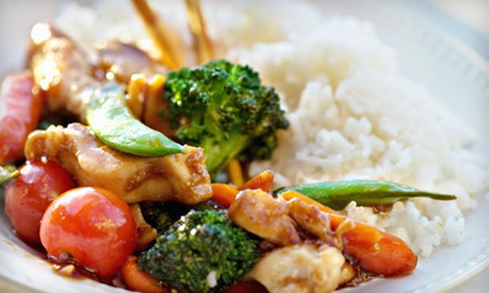Thanh Do - St. Louis Park/Minneapolis: $20 for $40 Worth of Asian Fusion Fare and Drinks at Thanh Do in Saint Louis Park