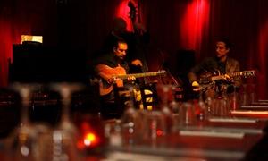 L'Atelier Charonne, 11ème: Dîner-concert jazzy pour 2 ou 4 personnes dès 29,90 € à l'Atelier Charonne