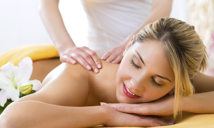 $30 for 50-Minute Full Body Swedish Massage at Ruby Spa ($60 Value)