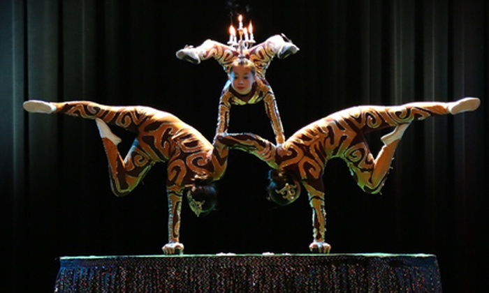 Cirque de Chine - Sevierville: Cirque de Chine Acrobatic-Dance Performance for Two or Four at Smoky Mountain Palace (Up to 54% Off)