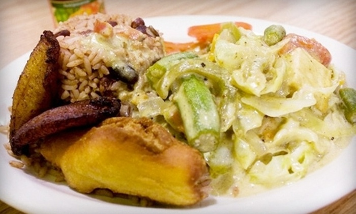 Top Taste Jamaican Restaurant - Florida City: $8 for $16 Worth of Jamaican Cuisine at Top Taste Jamaican Restaurant in Florida City