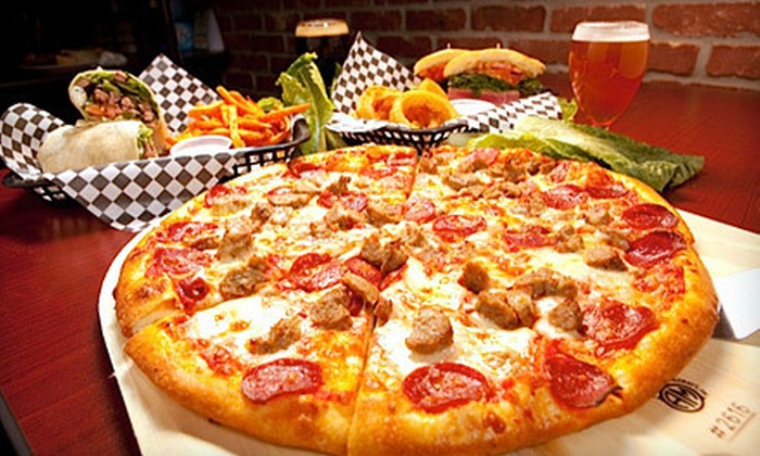 Aces & Ales - Paradise: Gourmet Pub Fare and Drinks at Aces & Ales (Half Off). Three Options Available.