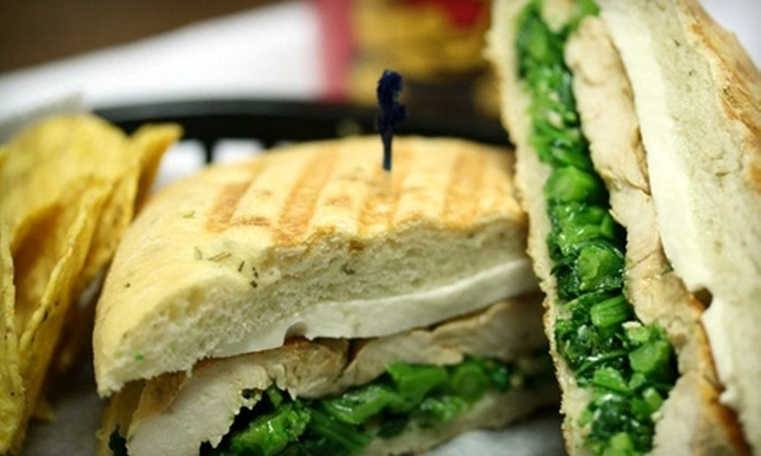 Sweet Tomato healthy eatery & catering - Glen Cove: $7 for $15 Worth of Soups, Salads, and Sandwiches at Sweet Tomato healthy eatery & catering in Glen Cove