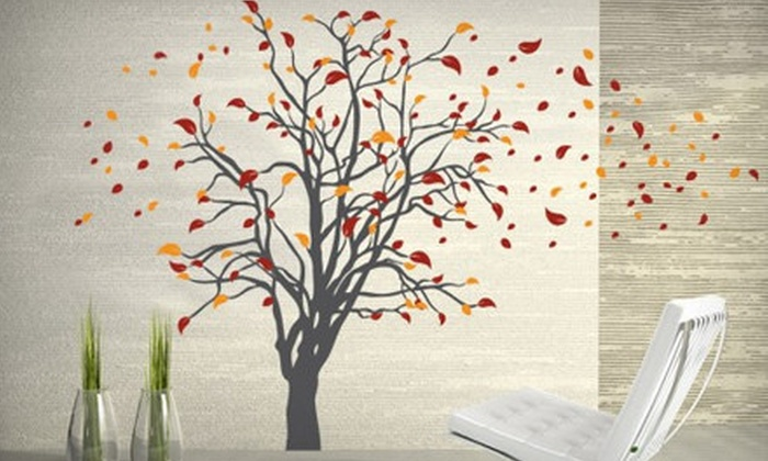 Wall Spirit: Wall Decals from Wall Spirit (Up to 67% Off). Two Options Available.