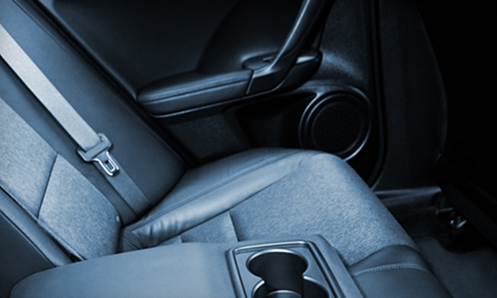 Alaska Vinyl and Tint  - Anchorage: Installation of One or Two Car-Seat Heaters from Alaska Vinyl and Tint  (Up to 59% Off)