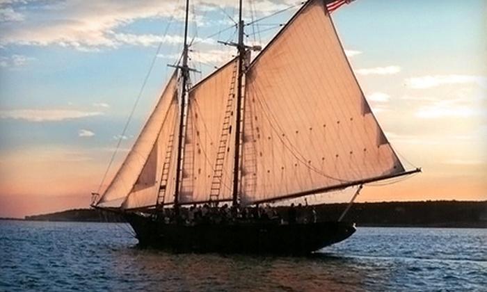 """Thomas E. Lannon"" - Gloucester: $22 for Two-Hour Schooner Excursion Aboard the ""Thomas E. Lannon"" (Up to $40 Value)"