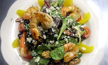 Italian Food and Drinks at LILO (Up to 42% Off). Two Options Available.