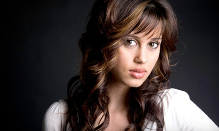 Hair At The Ritz - Pleasant Hill: $24 for a Women's Haircut at Hair at the Ritz in Pleasant Hill (Up to $50 Value)