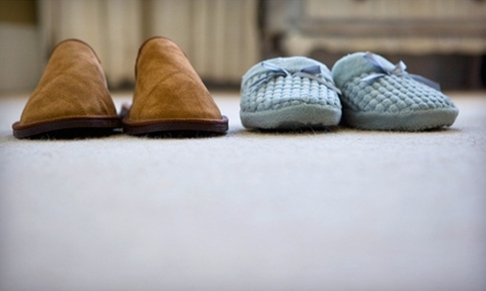 Keep It Clean Carpet, Tile and Upholstery Care - Sacramento: $58 for a Multi-Room Carpet or Tile Cleaning from Keep It Clean Carpet, Tile and Upholstery Care (Up to $196.25 Value)
