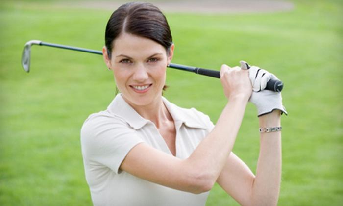 Fox Ridge Golf Club - Newton: $20 for a One-Month Membership to Fox Ridge Golf Club in Newton ($47.04 Value)