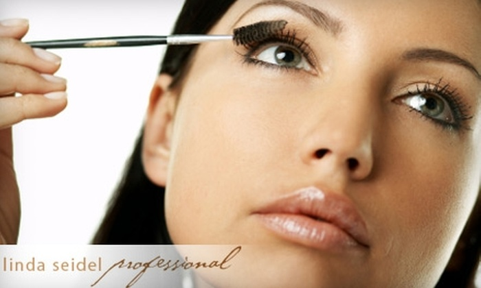 Linda Seidel - Owings Mills: $60 for a Private Makeup Session with Linda Seidel ($125 Value)