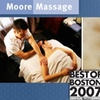 47% Off at Moore Massage