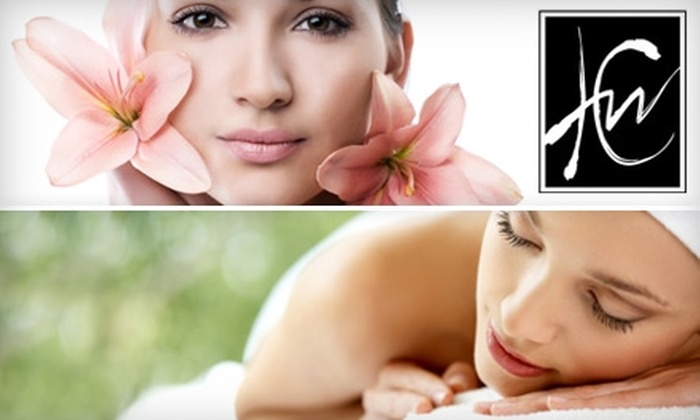 HMH Wellness Center - Perrysburg: $35 for $70 Worth of Massage and Facial Services at HMH Wellness Center