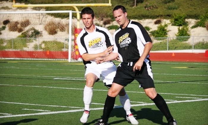 San Diego Flash - Torrey Highlands: $20 for Four Tickets to a San Diego Flash Soccer Game at Westview High School on Sunday, July 3, at 3 p.m.