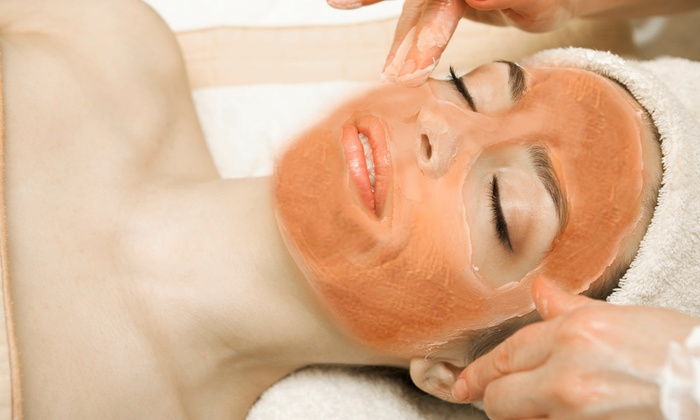 Esthetics by Marlene - Downtown Clovis: One, Three, or Five Pumpkin-and-Orange Facials at Esthetics by Marlene (Up to 52% Off)