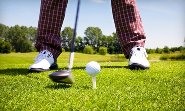 Kernersville Golf Center - Kernersville: Driving-Range Balls and Golf Lesson or 12 Buckets of Driving-Range Balls at Kernersville Golf Center