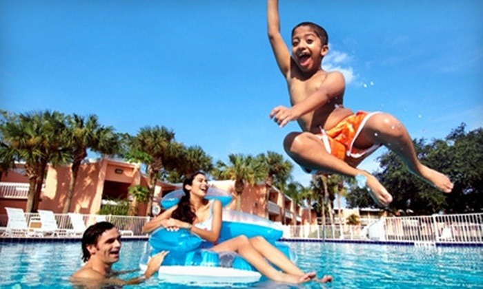 Orlando Sun Resort and Convention Center - Celebration: Three- or Four-Night Stay at the Orlando Sun Resort and Convention Center in Kissimmee (Up to 58% Off)