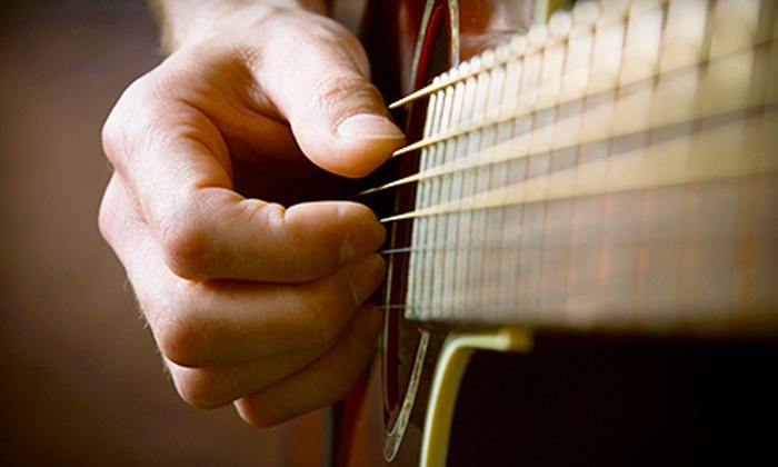 Meridian Music - Providence at Old Meridian: Four or Eight 30-Minute Private Music Lessons at Meridian Music in Carmel (Up to 56% Off)