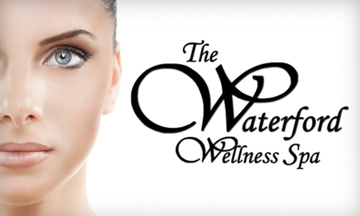 Waterford Wellness Spa - San Angelo: $25 for a Maintenance Mini Facial and Choice of Eyebrow, Upper-Lip, or Chin Wax at Waterford Wellness Spa (Up to $55 Value)